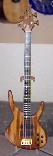 Russ Hodges 4 String