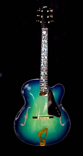 Terry Adams Arch Top